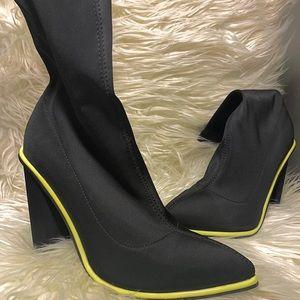 Fashion nova ankle booties